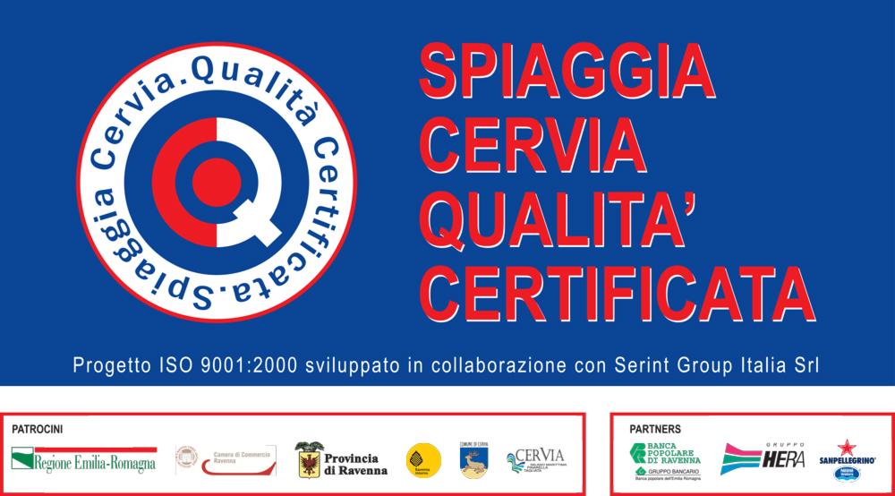 Cooperativa Bagnini Cervia Cervia Is A Quality Certified Beach