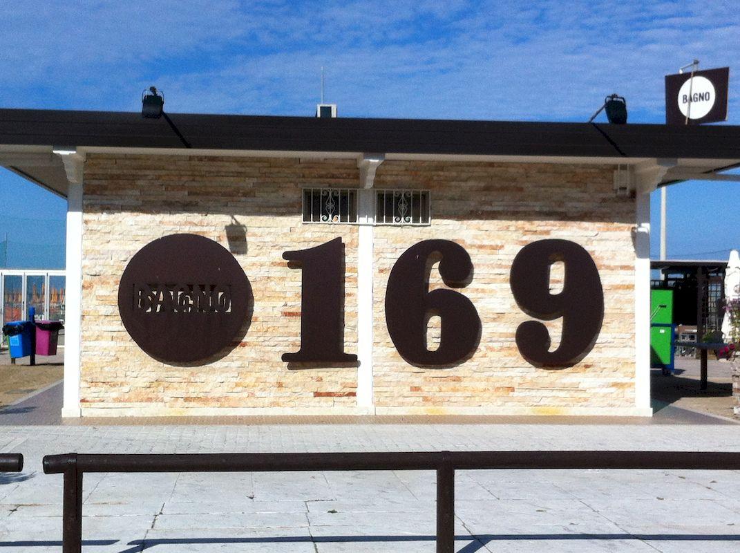 Cooperativa Bagnini Cervia 169 Bagno 169