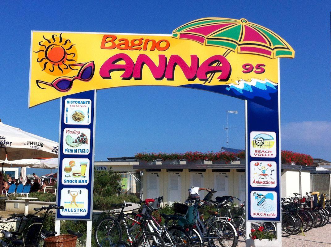 Cooperativa bagnini cervia 094 96 bagno anna - Bagno anna cervia ...