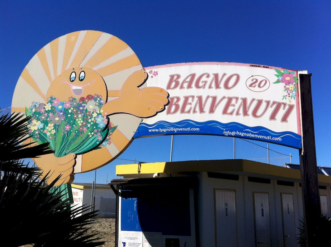 Cooperativa Bagnini Cervia 020 Bagno Benvenuti