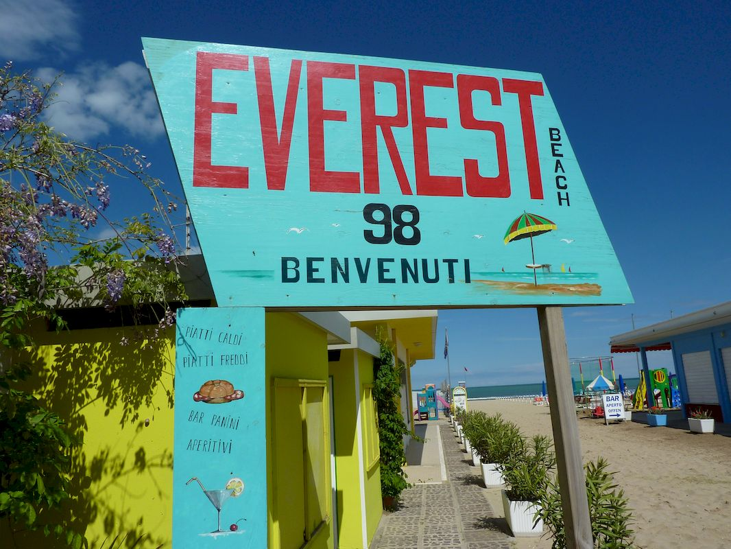 Cooperativa Bagnini Cervia | 098 Bagno Everest