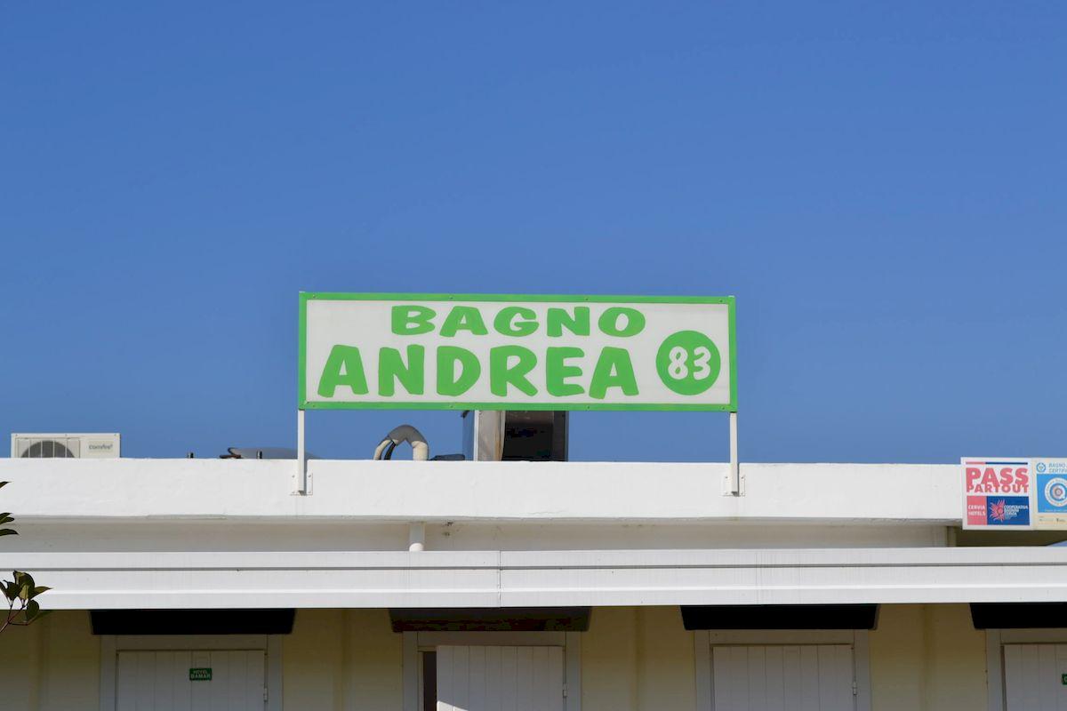 Cooperativa Bagnini Cervia | 083 Bagno Andrea