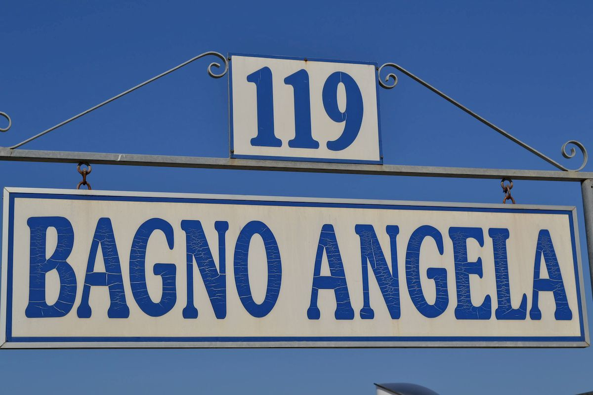 Cooperativa bagnini cervia 119 bagno angela - Bagno sara beach pinarella ...