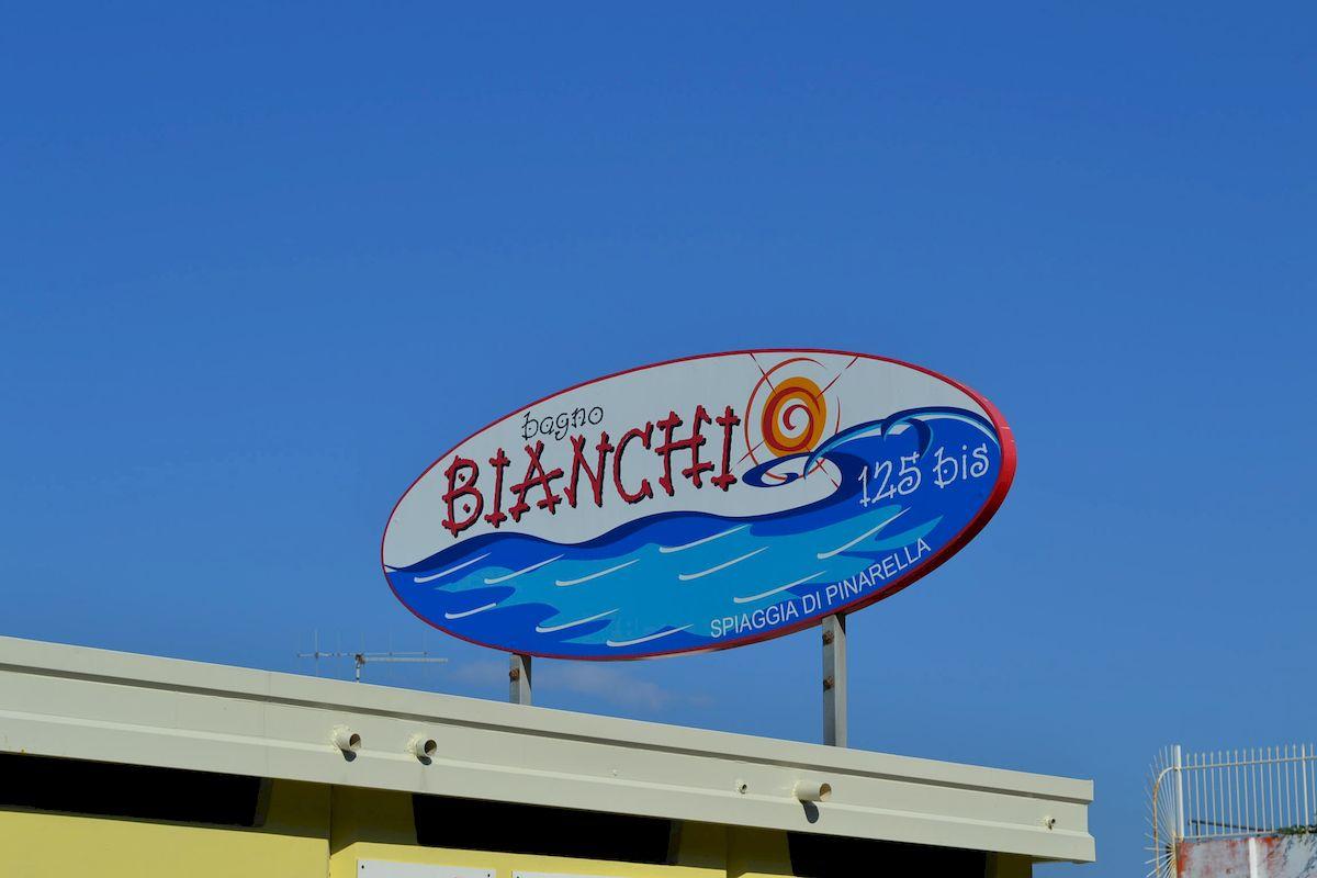 Cooperativa bagnini cervia 125 bis bagno bianchi - Bagno sara beach pinarella ...