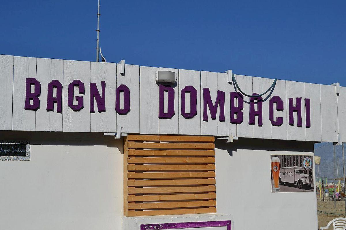 Cooperativa Bagnini Cervia | 104 Bagno Dombachi