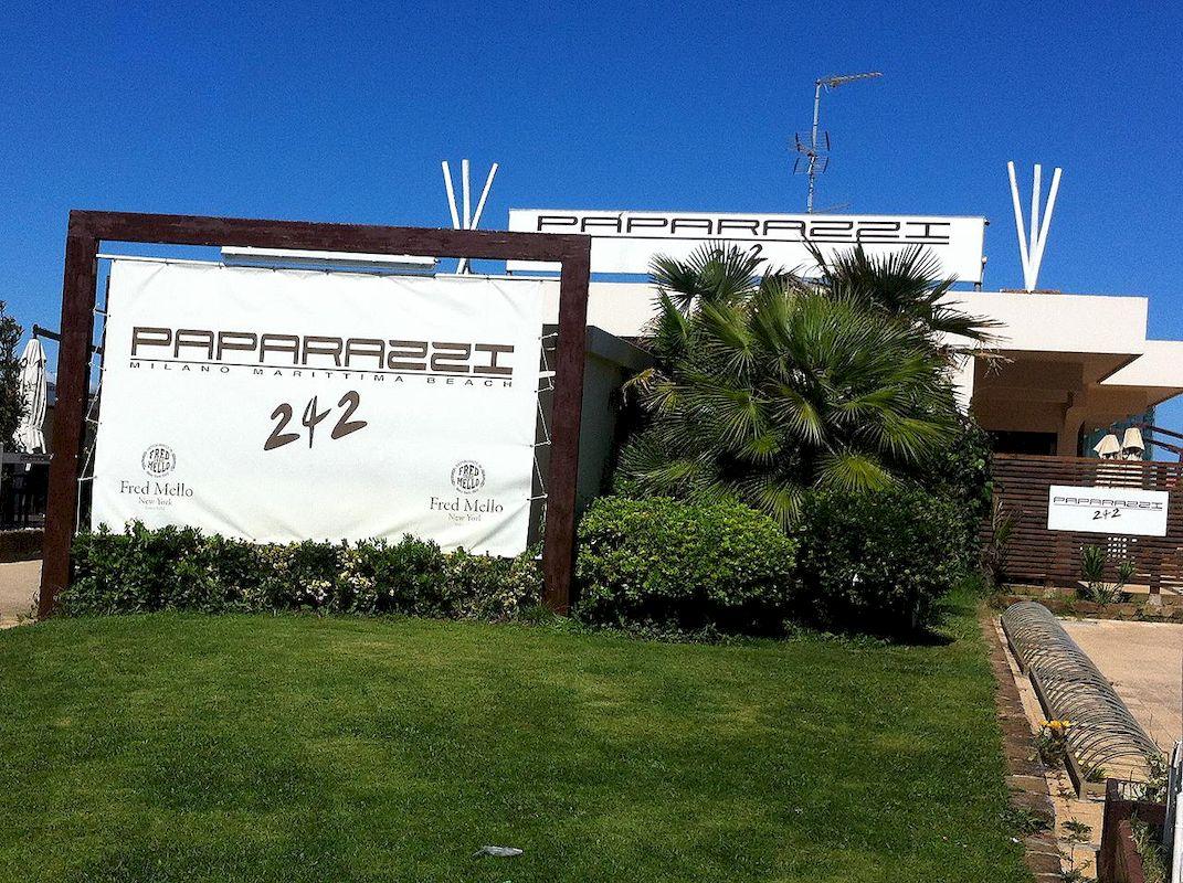 Cooperativa Bagnini Cervia 242 Bagno Paparazzi