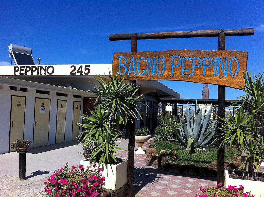 Cooperativa Bagnini Cervia 245 Bagno Peppino