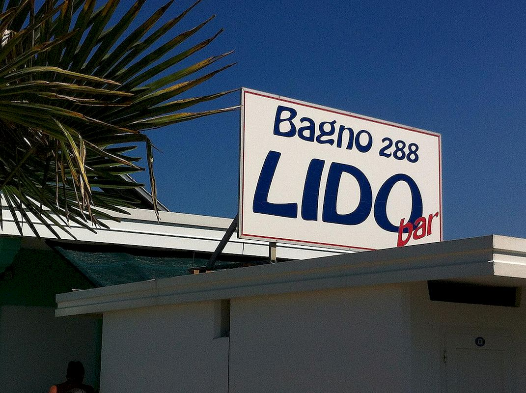 Cooperativa Bagnini Cervia 288 Bagno Lido Beach