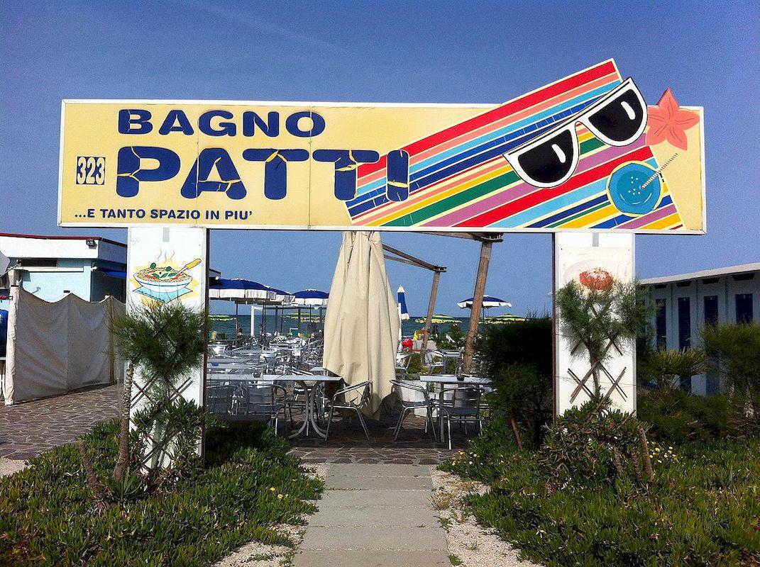 Cooperativa bagnini cervia 323 bagno cala zingaro - Bagno dario milano marittima ...