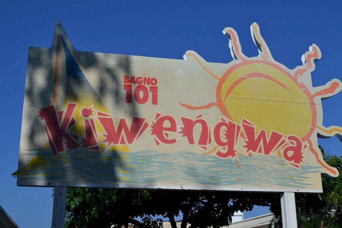 Cooperativa Bagnini Cervia 101 Bagno Kiwengwa