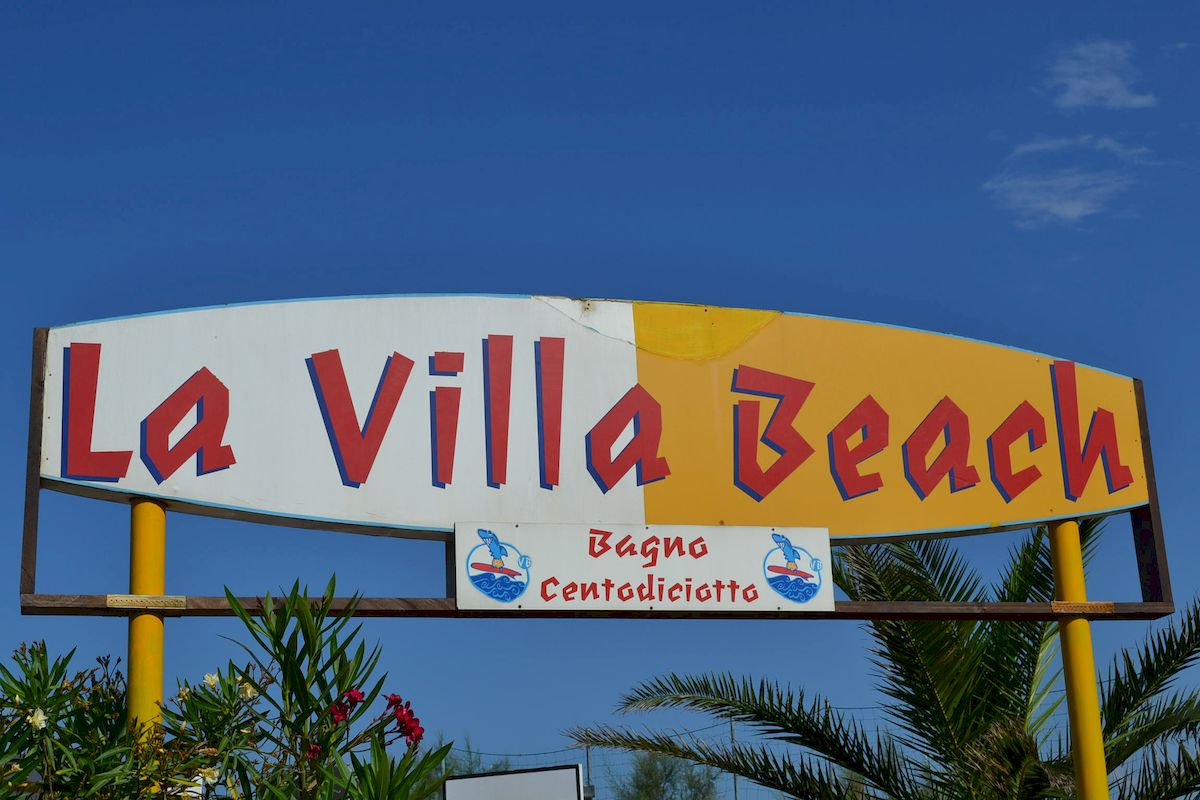 Cooperativa bagnini cervia 118 bagno la villa - Bagno palm beach pinarella ...