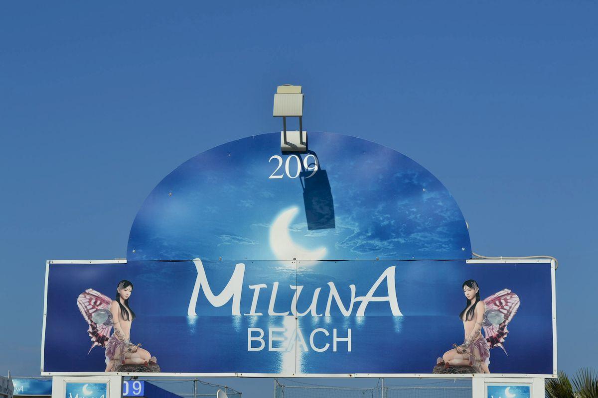 Cooperativa bagnini cervia 209 bagno miluna beach - Bagno palm beach pinarella ...