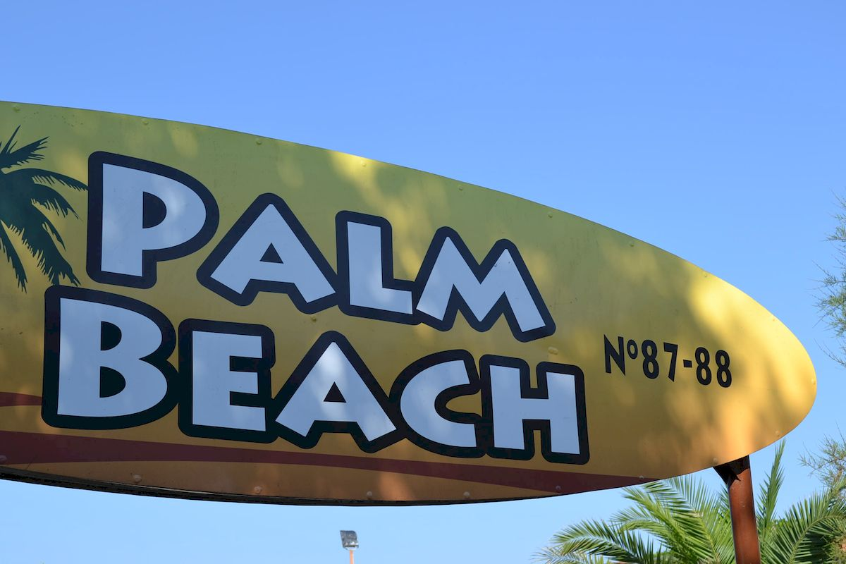 Cooperativa Bagnini Cervia 087 88 Bagno Palm Beach