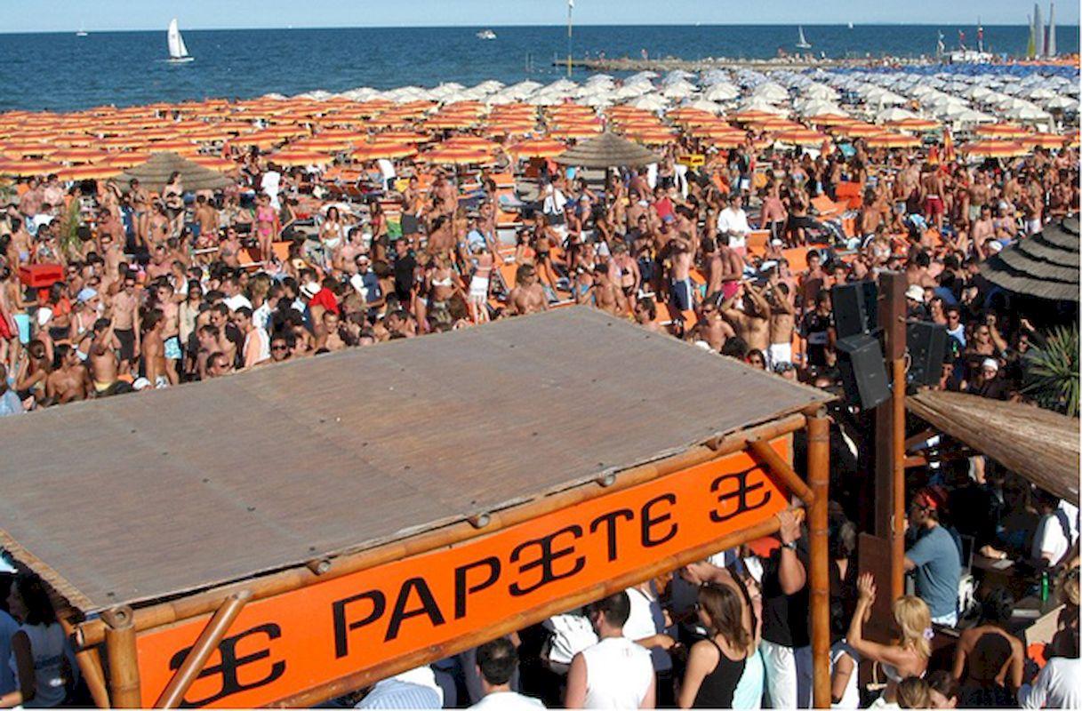 Cooperativa bagnini cervia 281 bagno papeete beach - Bagno palm beach pinarella ...