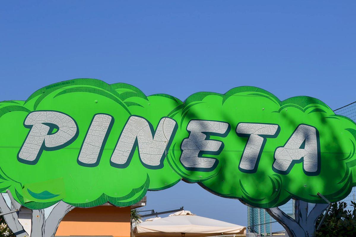 Cooperativa Bagnini Cervia Stabilimento Pinarella