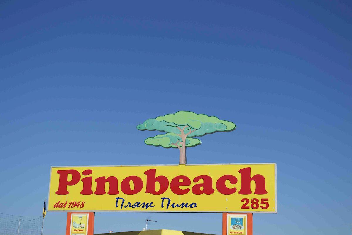 Cooperativa bagnini cervia 285 bagno pino beach - Bagno palm beach pinarella ...