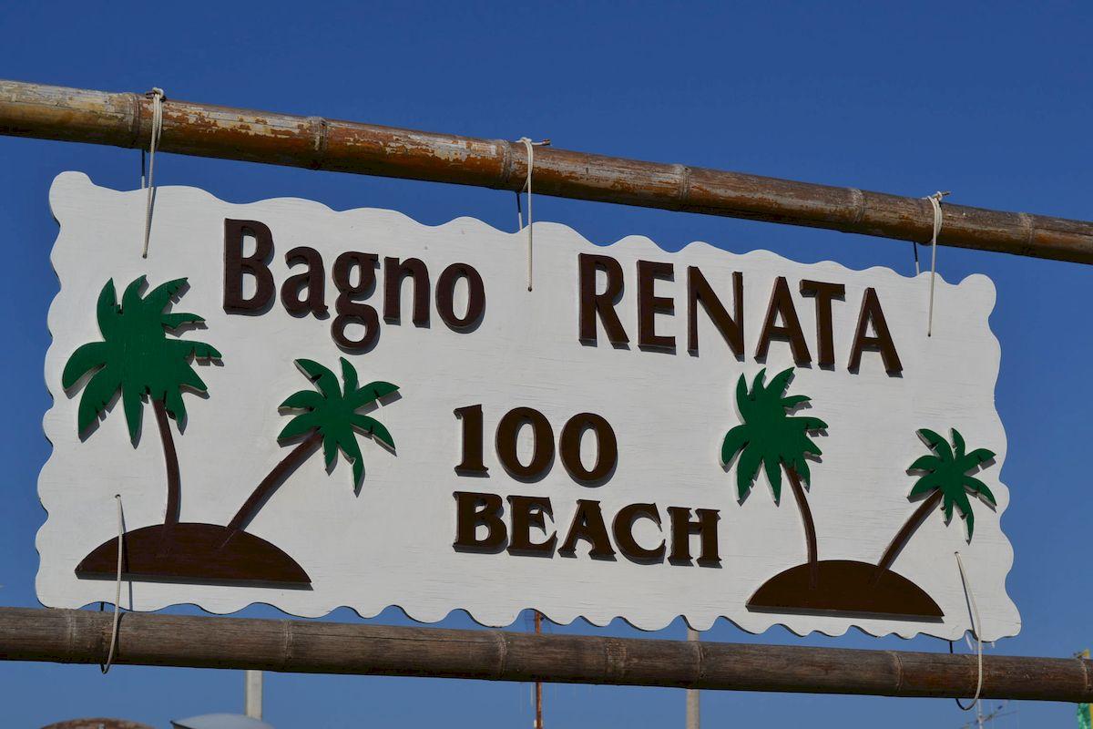 Cooperativa Bagnini Cervia | 100 Bagno Renata