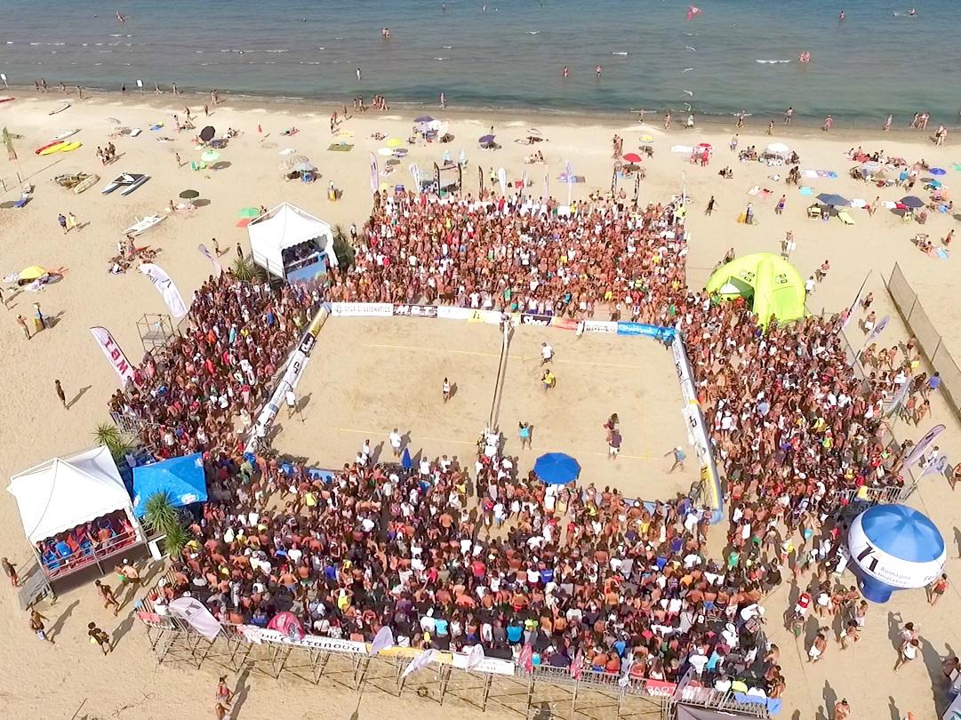 Cooperativa bagnini cervia sabbia