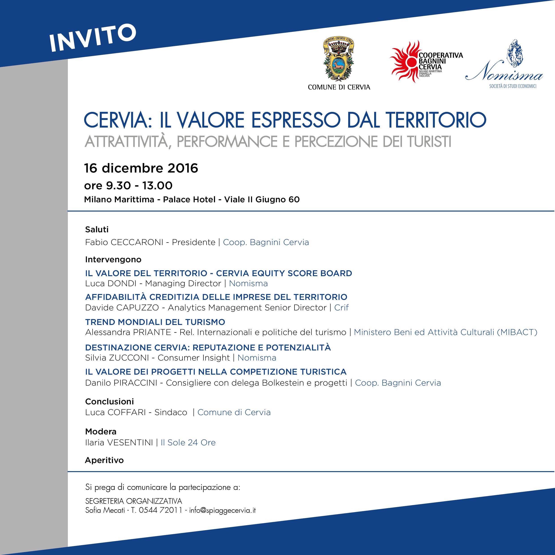 Cooperativa Bagnini Cervia Convegno Cevia Equity Il Valore Del