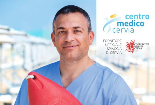 Cooperativa Bagnini Cervia Medici Aperti Per Ferie Con Summer Health